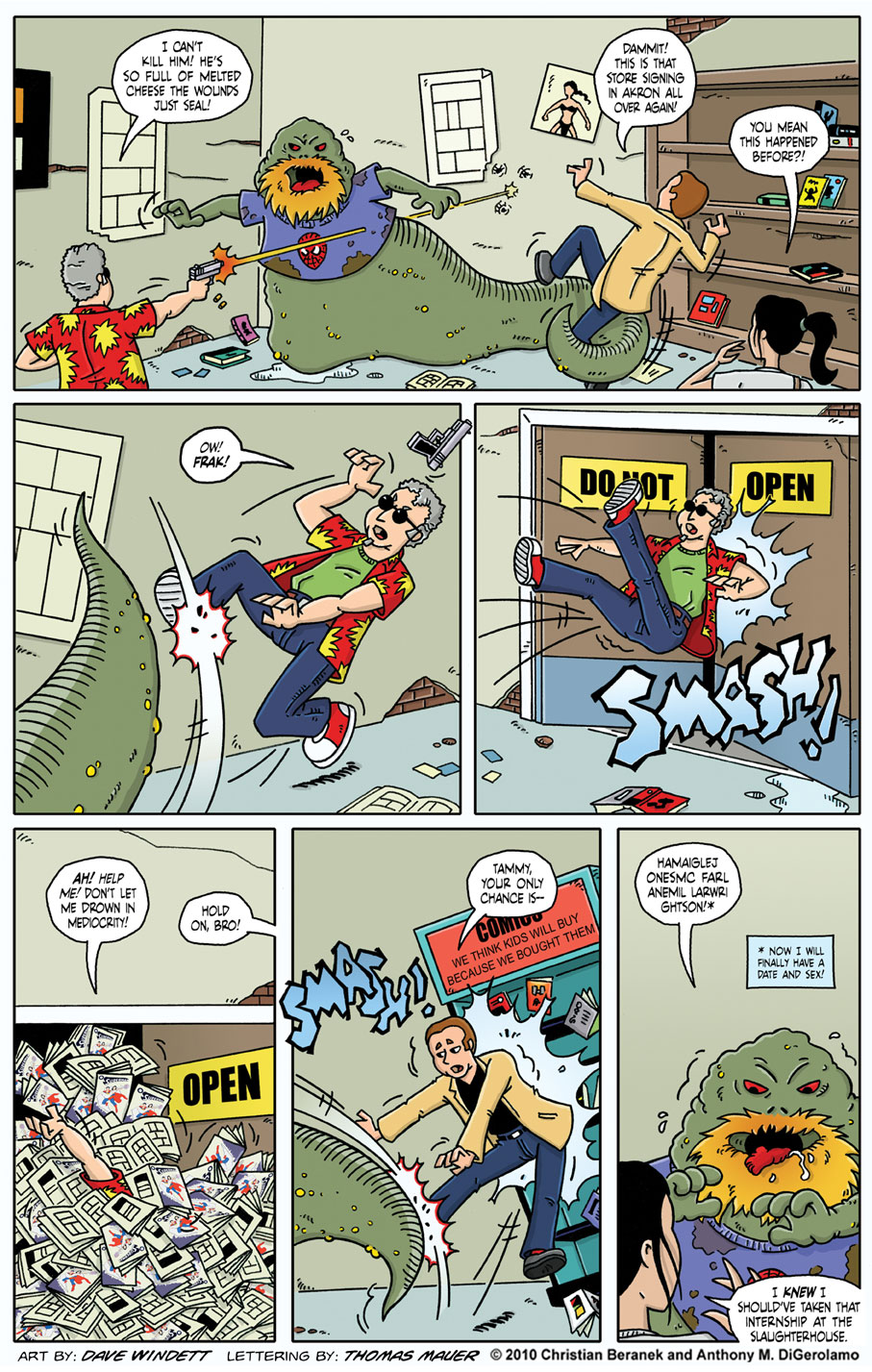 Comic Book Mafia #7: Fiend of the Mylar Bags