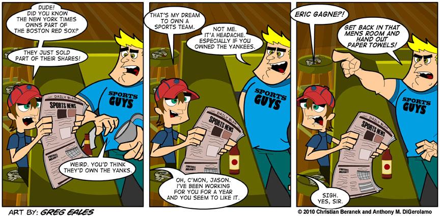 Sports Guys #12: Worst Trade Ever
