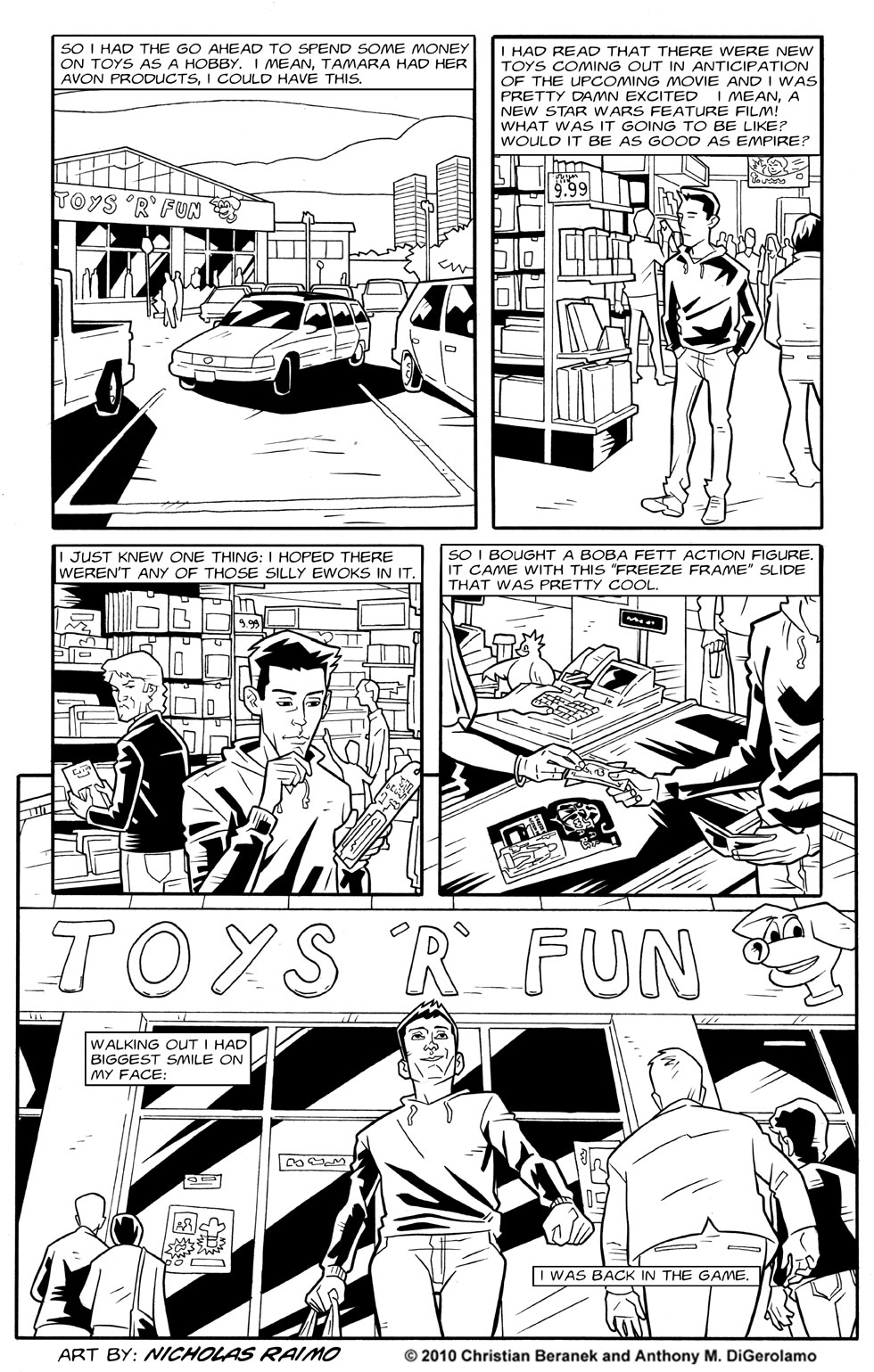Dealers: The Boba Fett Purchase