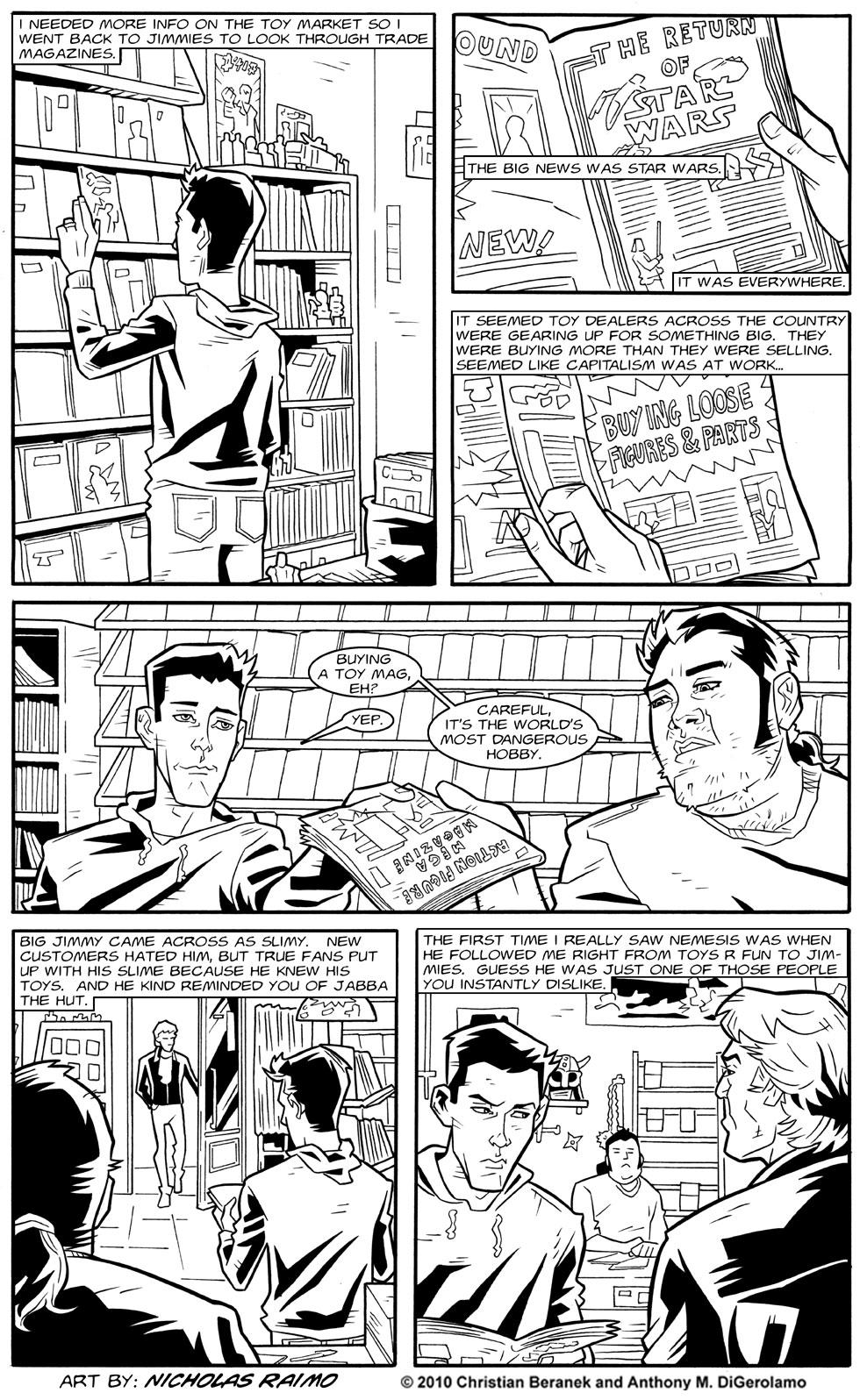 Dealers: Gary Meets the Nemesis
