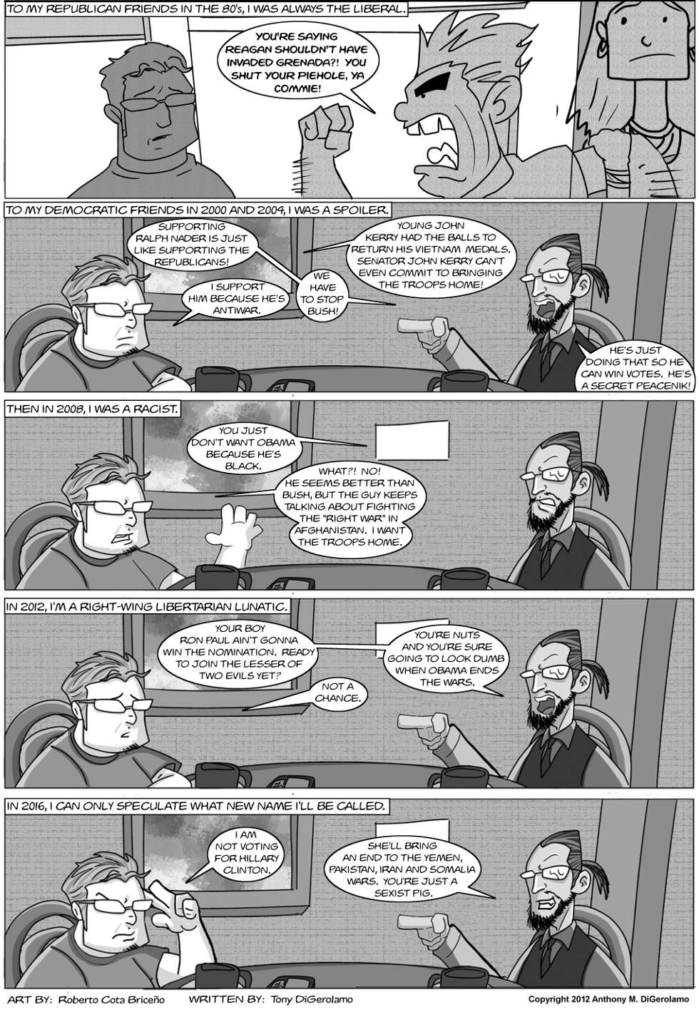 The Antiwar Comic:  What's in an Antiwar Name?