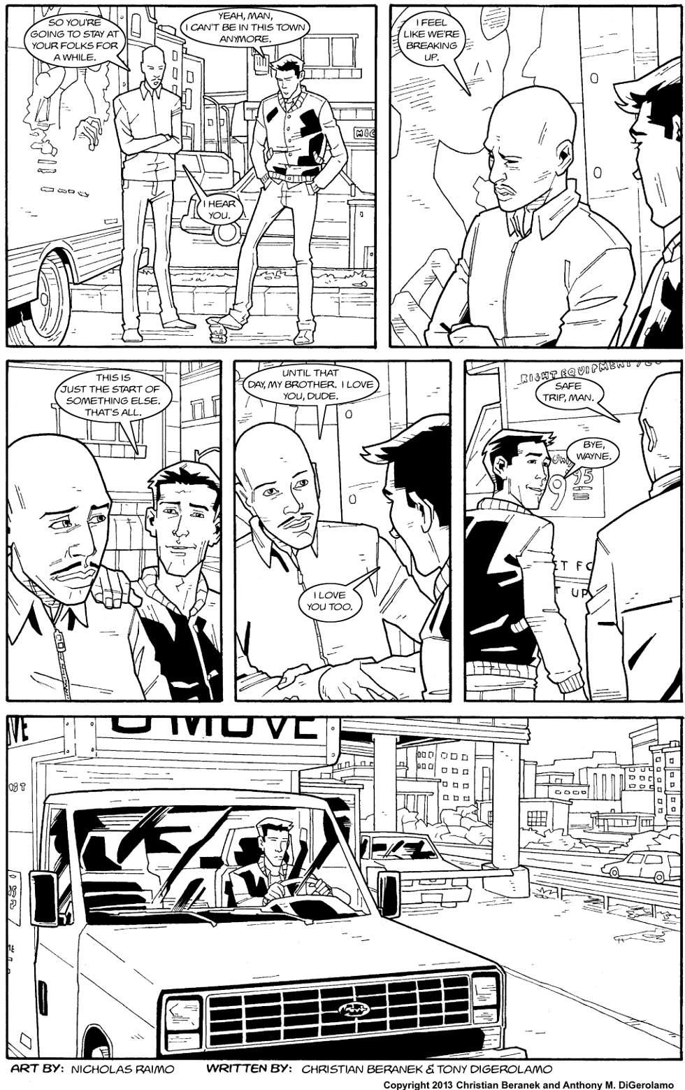 Dealers: The Last Conan Shake