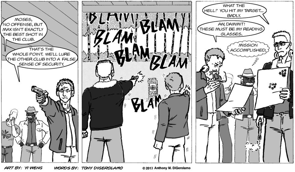 Gun Culture:  Taking Aim
