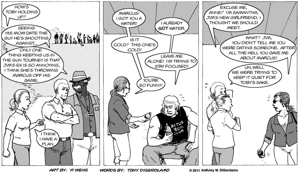Gun Culture:  The New Plan