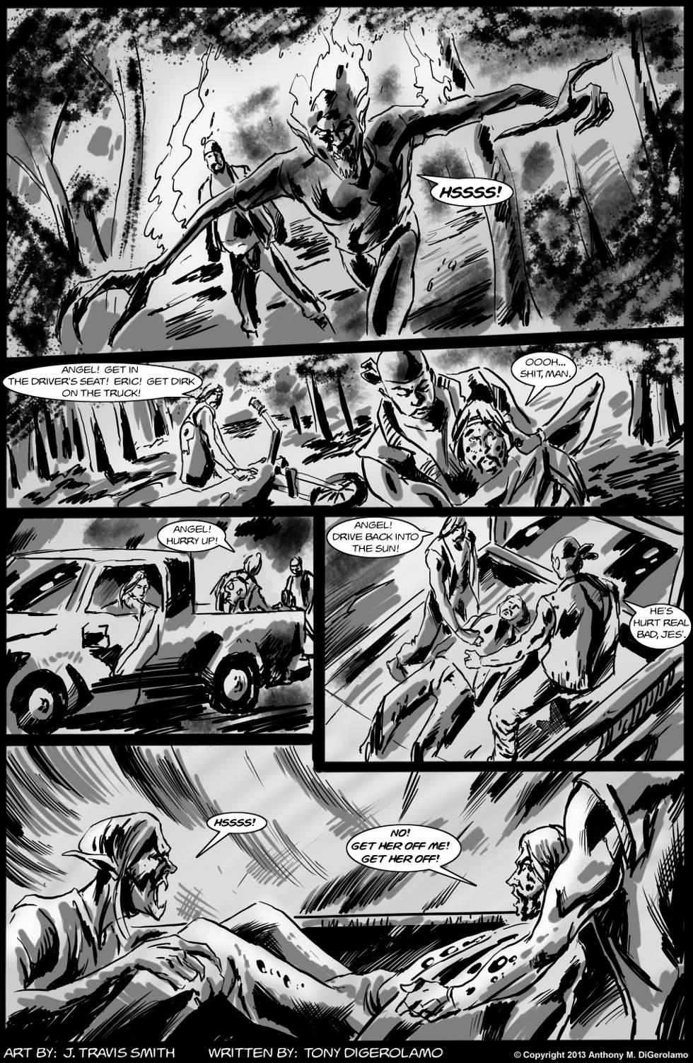 Weird Biker Tales 2: Drive Away the Beast
