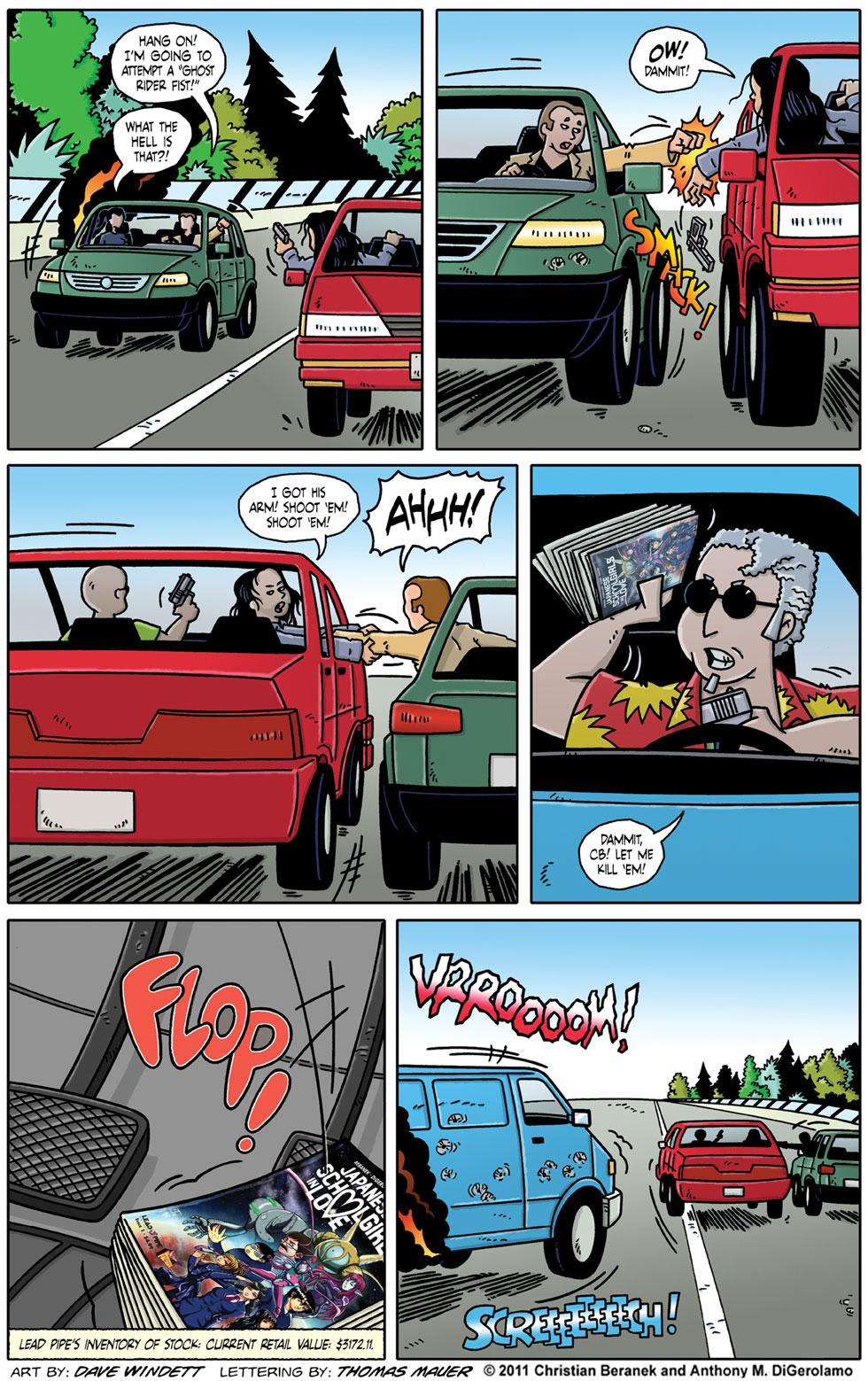 Comic Book Mafia #44:  The Heavy Issue Maneuver