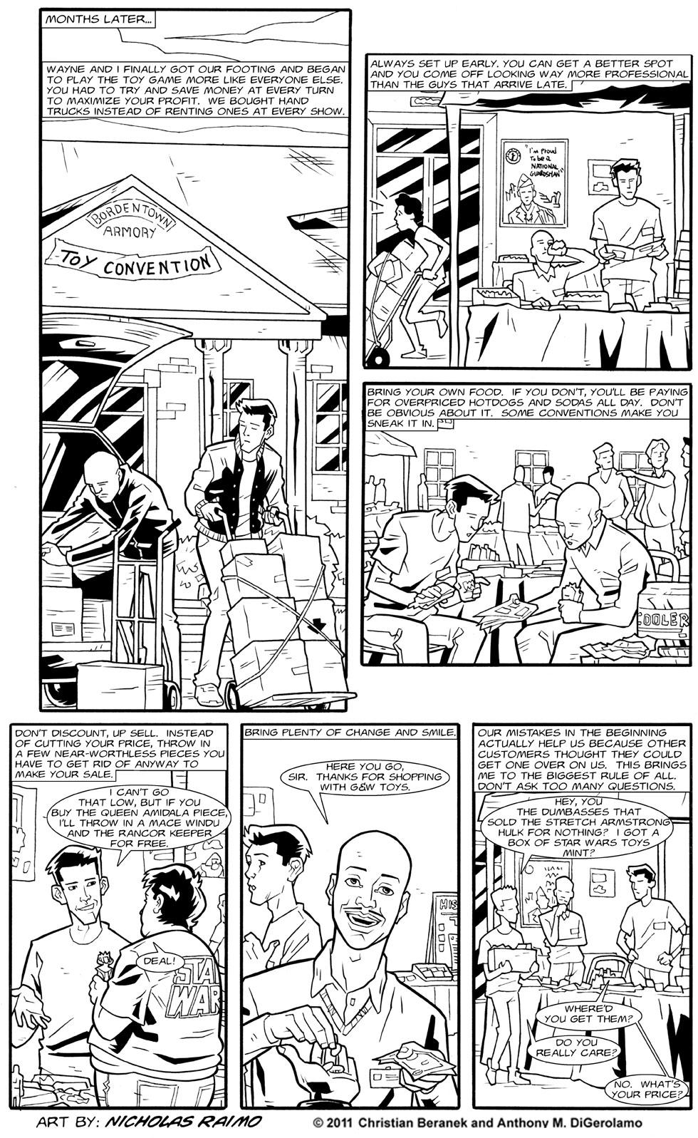Dealers:  Toy Con Men