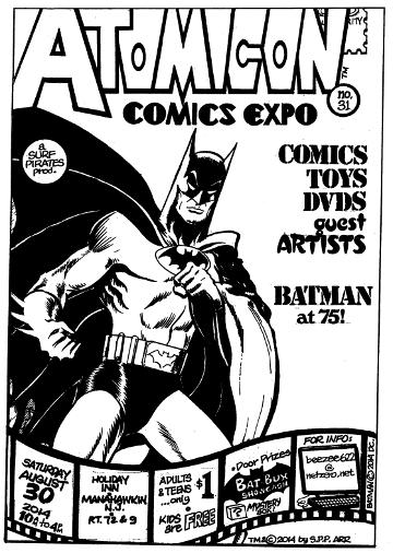 Atomicon Batman Flyer small