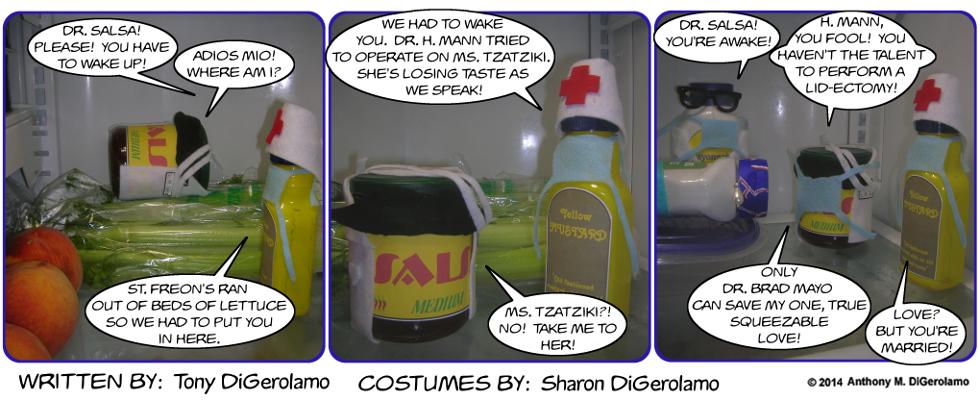As the Mayo Turns:  Losing Taste