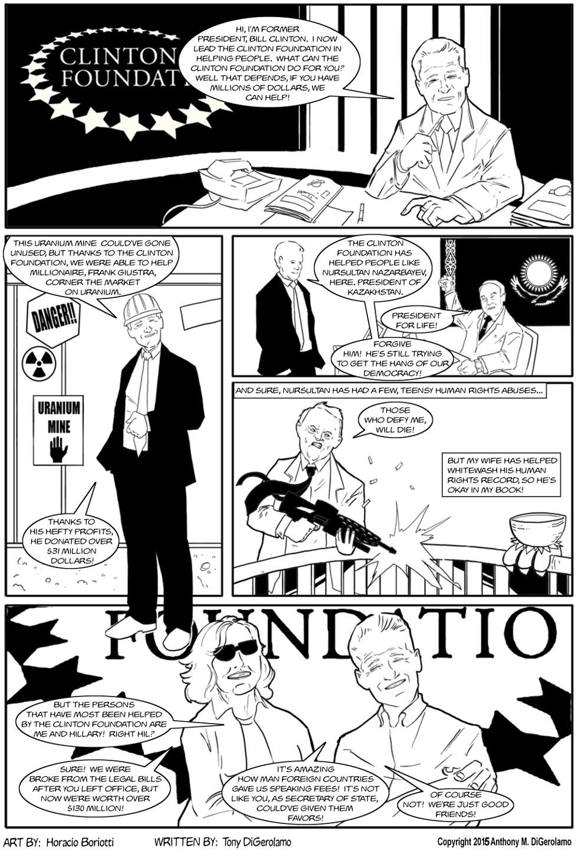 The Antiwar Comic:  You Gotta Help Somebody