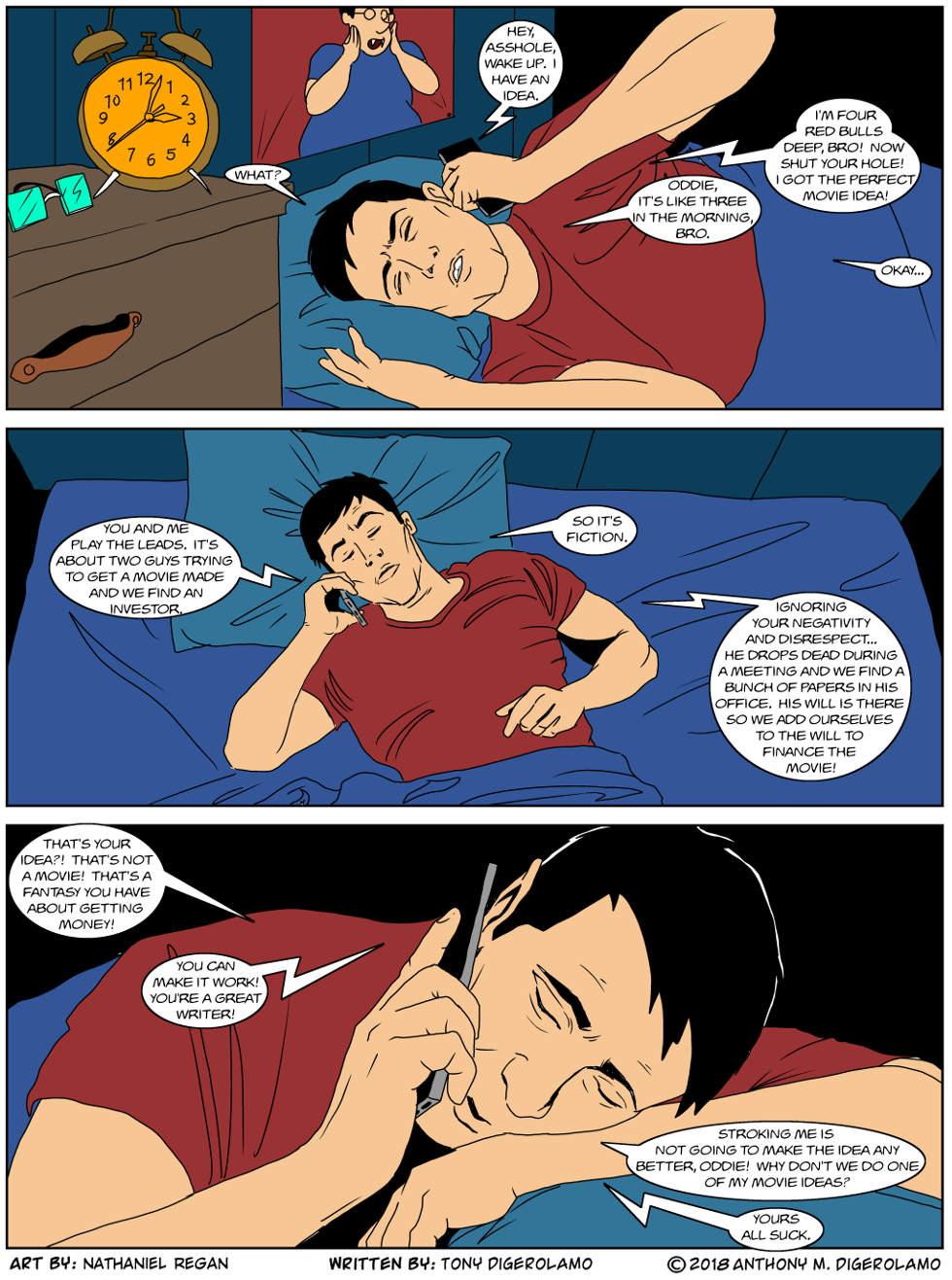 digital hobo:  Middle of the Night Idea