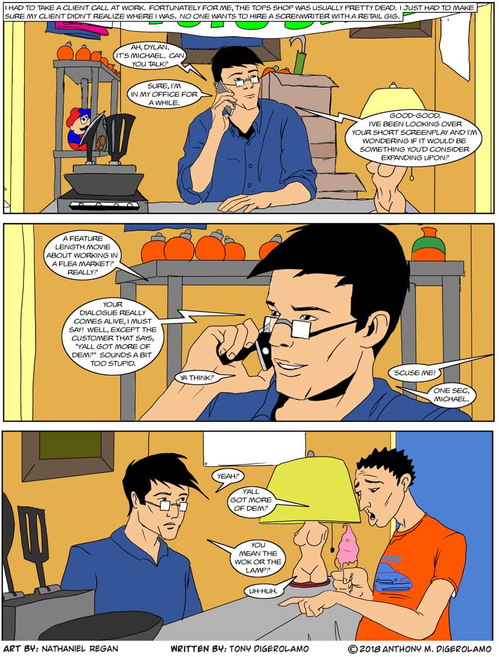 digital hobo:  Dialogue Stealer