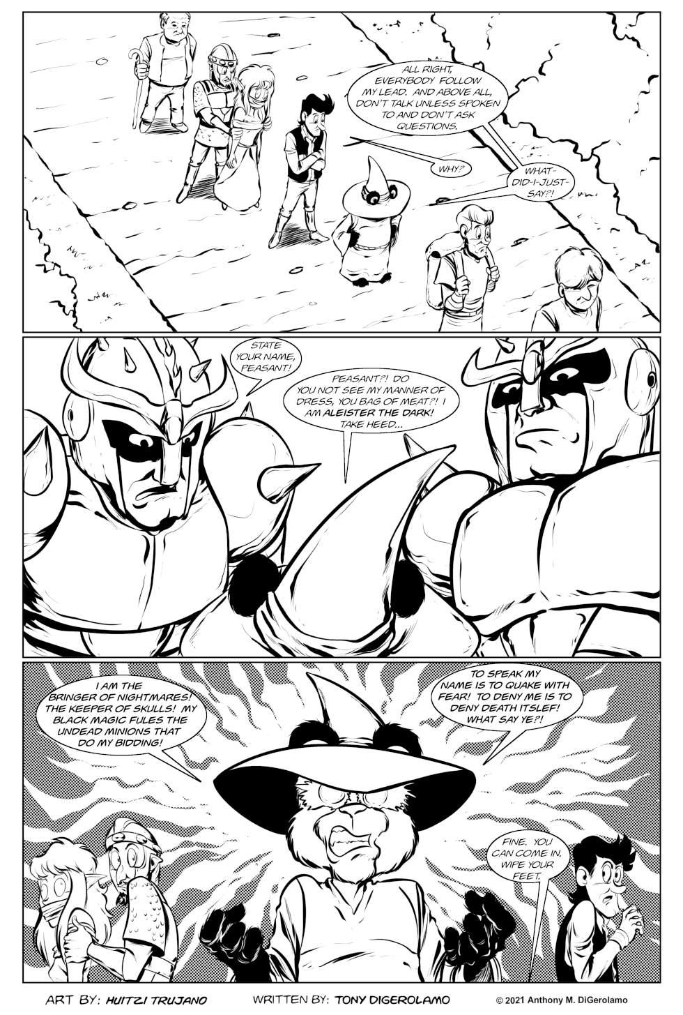 Pandamodium:  Entering the Crimson Duchy