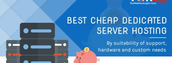 Best Cheap Dedicated Server Hosting