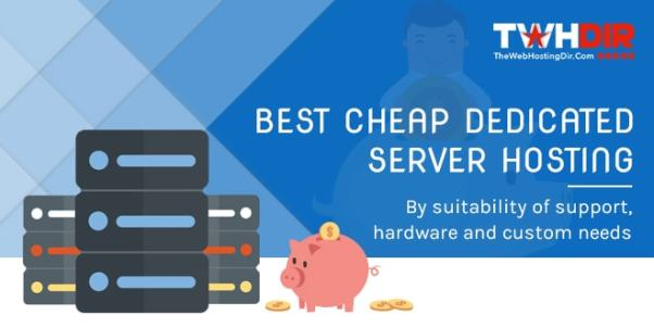 Best Cheap Dedicated Server Hosting
