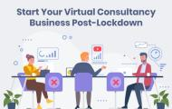 Start Your Virtual Consultancy Business Post-Lockdown
