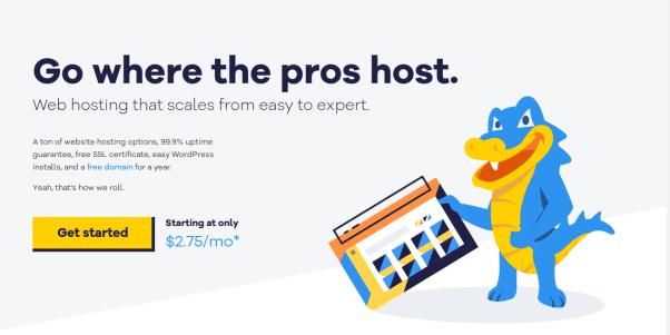 HostGator Cloud - Unlimited Web Hosting