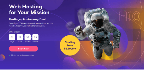 Hostinger - Best Cheap Web Hosting