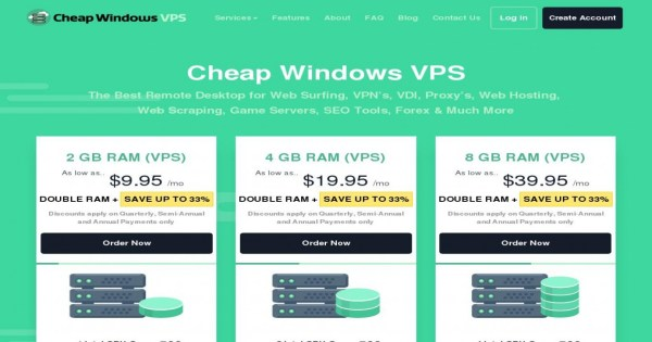 Cheap Windows VPS Hosting Shared, VPS and Dedicated ...