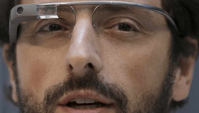 9196d3088c55 Google Demonstrates Google Glass at SXSW 2013 – The Web Pitch