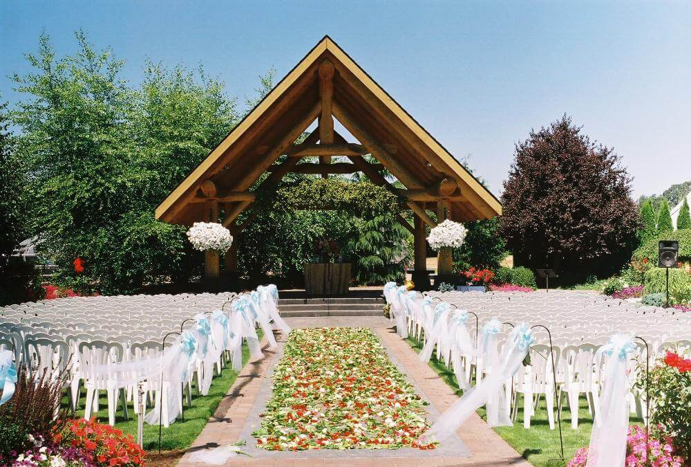 A Perfect Wedding Venue Is A Sign Of Perfect Wedding The