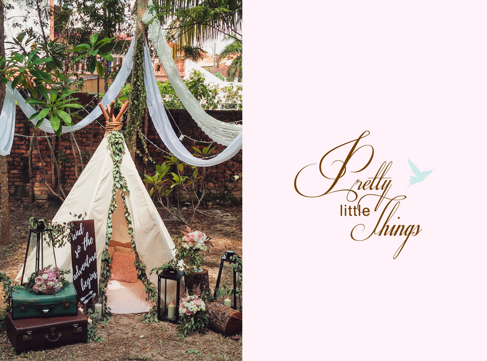 Pretty Little Things Malaysia decorator