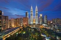 Mandarin Oriental Kuala Lumpur. Malaysia wedding ballroom. www.theweddingnotebook.com
