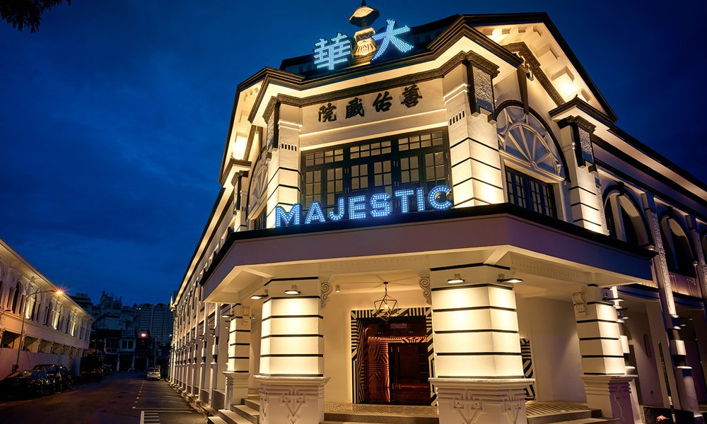 The Majestic Theatre Penang