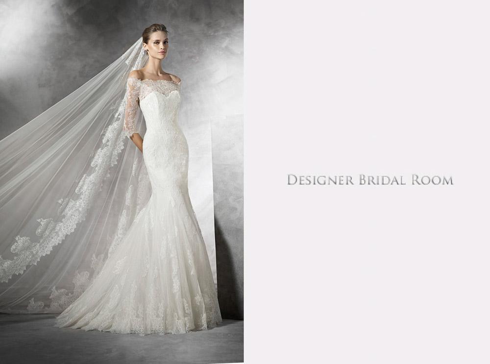 Designer Bridal Room The Wedding Notebook magazine