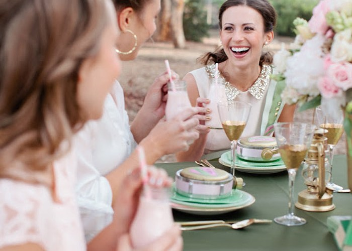 tips for planning a bridal shower