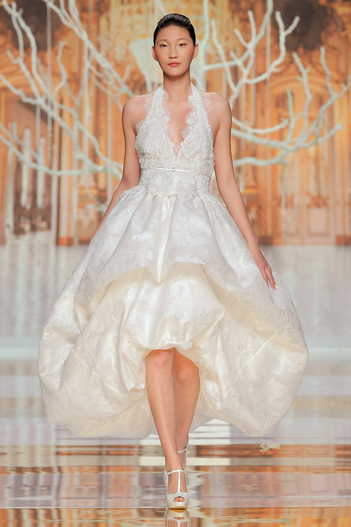 YolanCris 2014 Collection – Ethereal Evanescence. www.theweddingnotebook.com