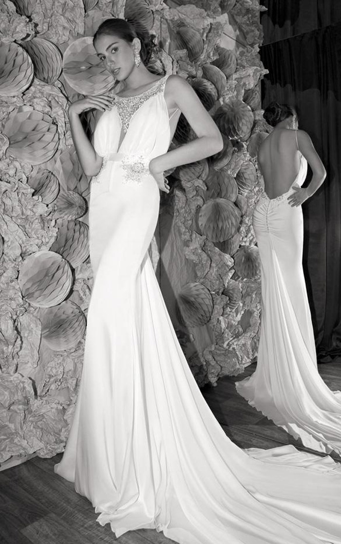 Elihav Sasson 2013 Couture Collection. www.theweddingnotebook.com