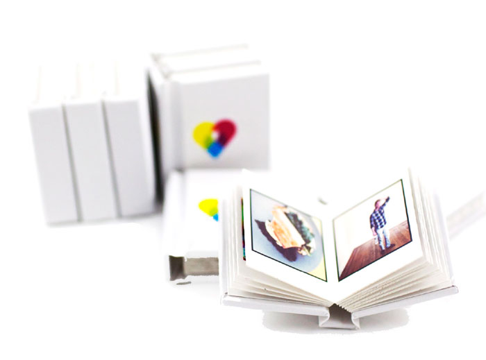 Prinstagram – Tinybook via www.theweddingnotebook.com