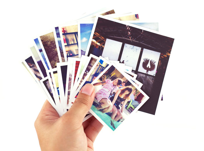 Prinstagram – Square photos via www.theweddingnotebook.com