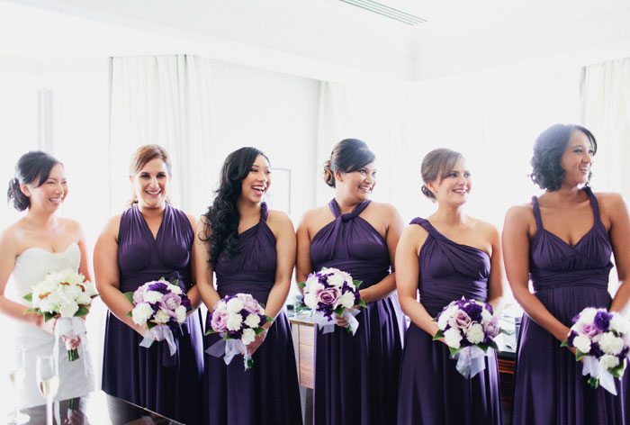 Bridesmaids' Dresses Roundup. Photo by Sayher Heffernan. www.theweddingnotebook.com