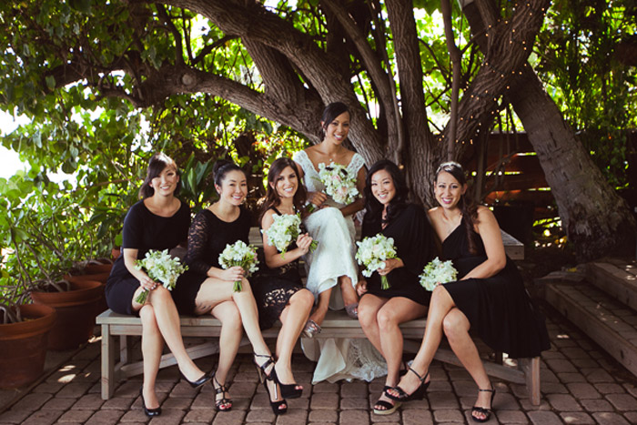 Bridesmaids' Dresses Roundup. Dennis Yap Photography. www.theweddingnotebook.com