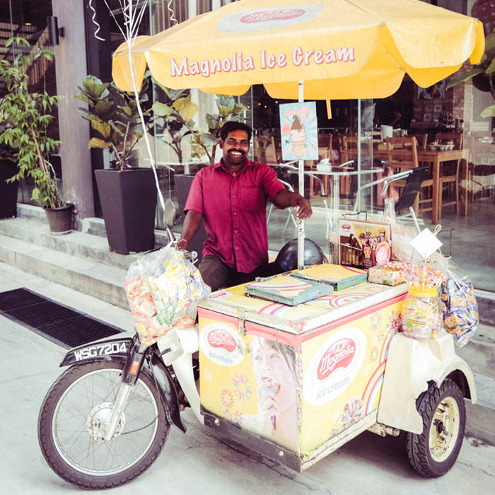 Malay Wedding Food: Food Carts And Trucks For Weddings