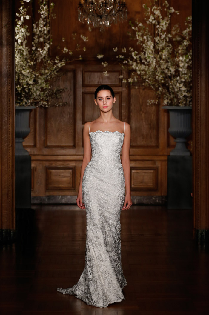 Romona Keveza Couture Spring 2014 Bridal Collection. www.theweddingnotebook.com. 1960's – Camelot. Inspired by Jackie Kennedy, the eternal beacon of sophisticated American style
