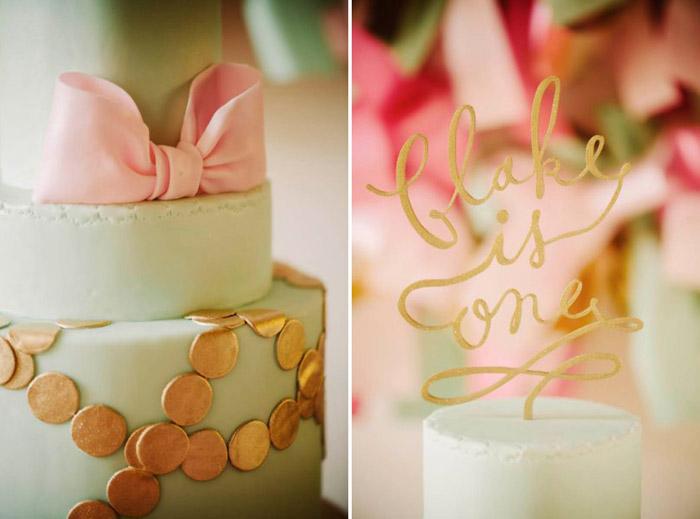 By Sweet & Saucy Shop. Photography by Krista Mason. www.theweddingnotebook.com