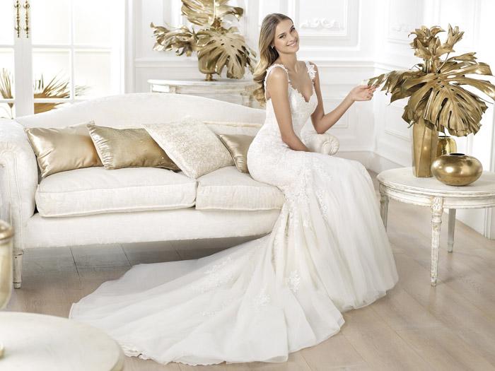 Pronovias 2014 Collection. www.theweddingnotebook.com