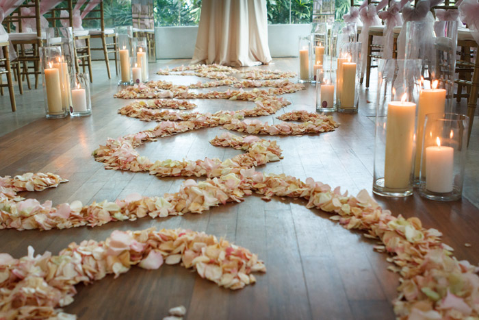 A Dreamy Romantic Blush And Champagne Gold Soiree The