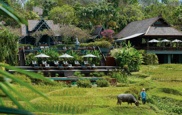 Four Seasons Resort Chiang Mai - 25 Must-See Honeymoon Resorts In Asia. www.theweddingnotebook.com