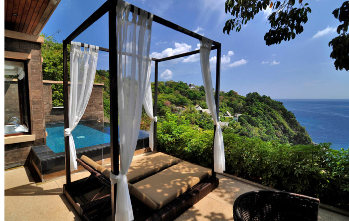 Paresa Phuket - 25 Must-See Honeymoon Resorts In Asia. www.theweddingnotebook.com