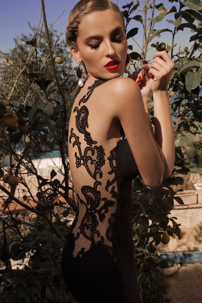 Venus – Galia Lahav 2014 Evening Collection. www.theweddingnotebook.com
