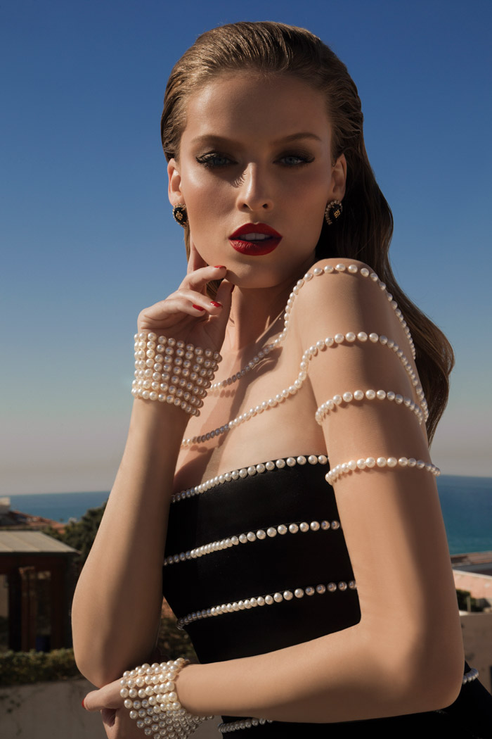 Montana – Galia Lahav 2014 Evening Collection. www.theweddingnotebook.com