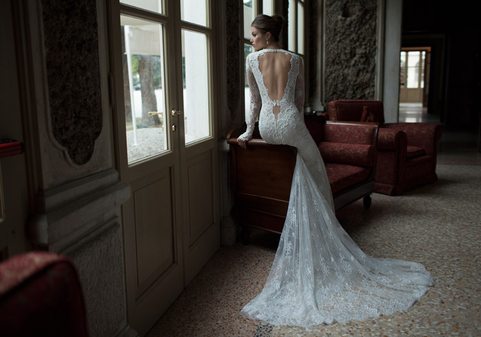 BERTA Bridal Winter 2014 Collection. www.theweddingnotebook.com
