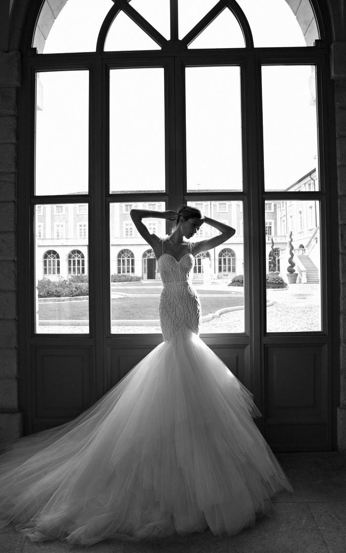 BERTA Bridal Winter 2014 Collection. www.theweddingnotebook.com