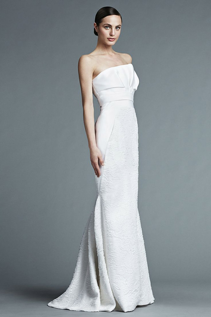 Manon – J. Mendel Bridal 2015 Collection. www.theweddingnotebook.com