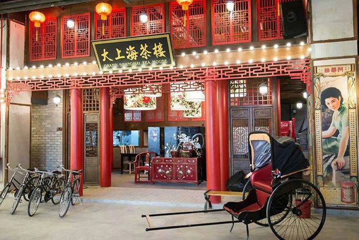 Grand Shanghai Food Theme Park, Puchong – 8 Little Known Photoshoot Locations In Malaysia. www.theweddingnotebook.com
