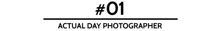 #01 Actual Day Photographer –5 Things You Should Splurge On For Your Wedding. www.theweddingnotebook.com